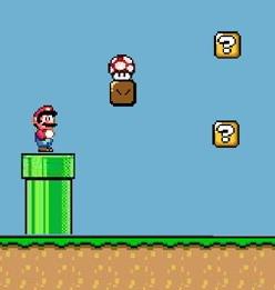 Super Mario amanita