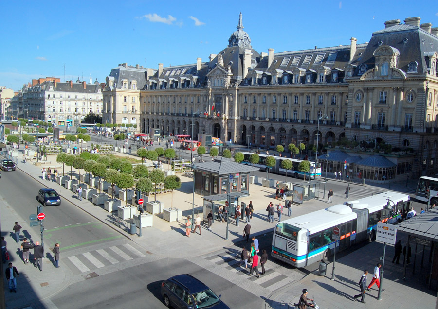 Terminal central de Rennes
